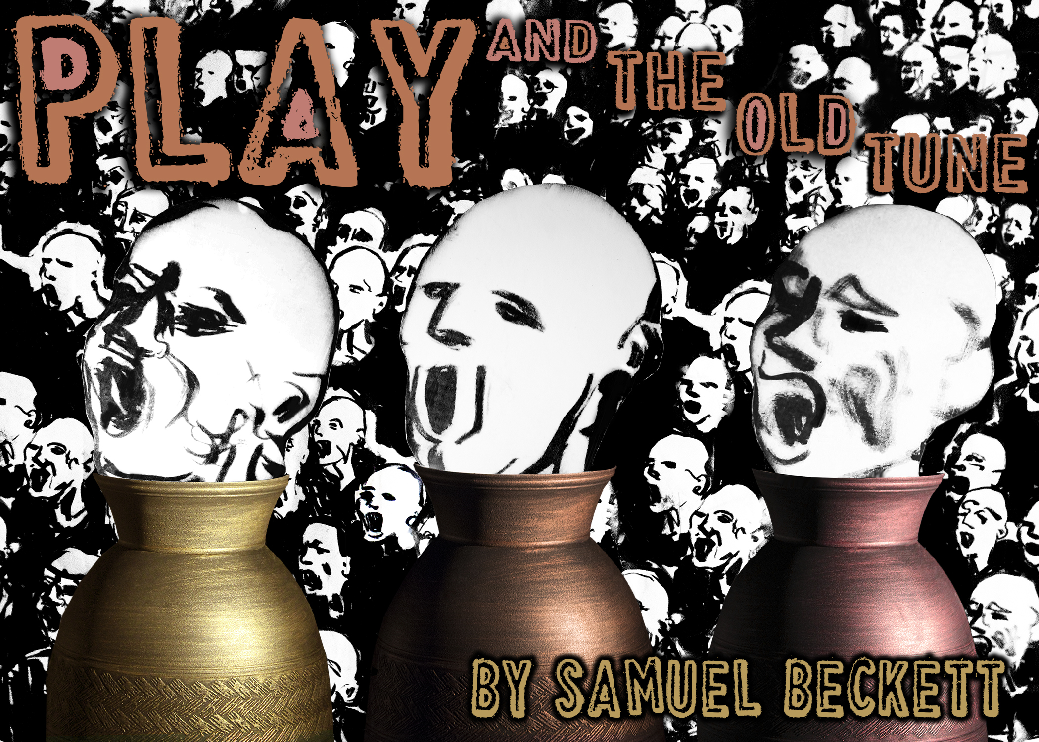 Poster for Play by Samuel Beckett